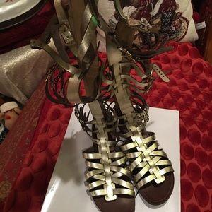 Steve madden women's gladiators shoes